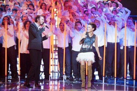 """Jen' au prochain """"500 choristes"""" sur TF1 !"""