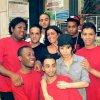 Jen le 4 juillet 2012 à 20h au ciné-théatre Chaplin Saint Lambert à Paris (15eme) en soutien aux jeunes du Refuge