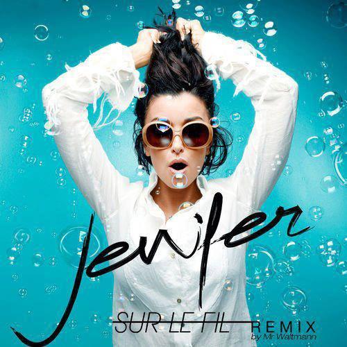 """""""Sur le fil"""" en remix ... By Mr Waltmann le 6 aout prochain !"""