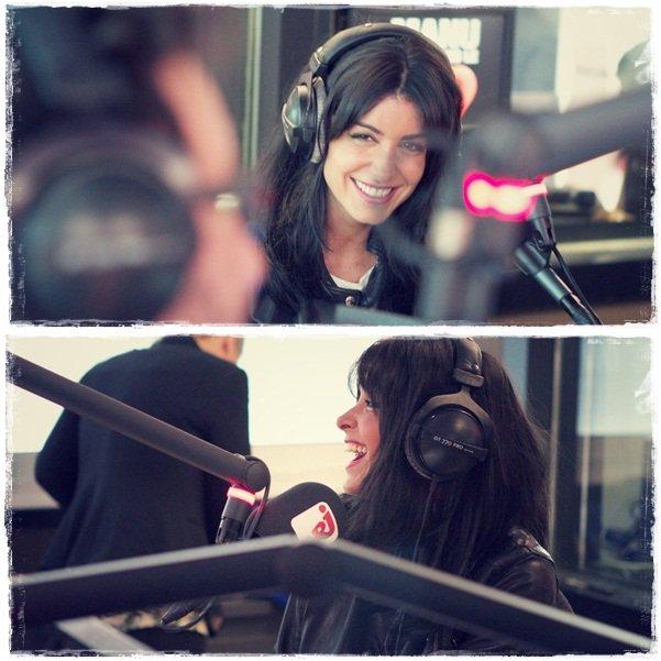 Jenifer sera demain chez Manu du 6/9 sur Nrj ! Interview à ne pas rater :) Promo de l'amour & moi, son cinquième album !