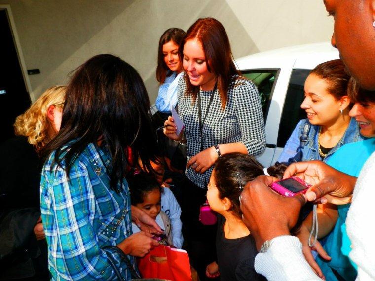 Un rêve de petite fille réalisé : ma rencontre avec Jenifer le 3 Octobre à Radio Scoop Lyon ! Emotion garantie !