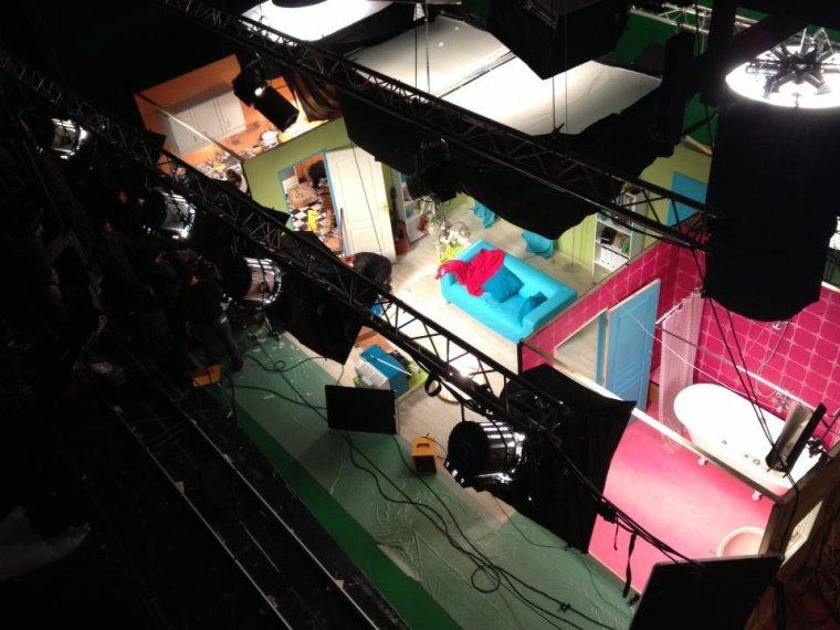 """tournage ! """"Les jours électriques"""" le clip ... Avec Manu Da Silva !"""