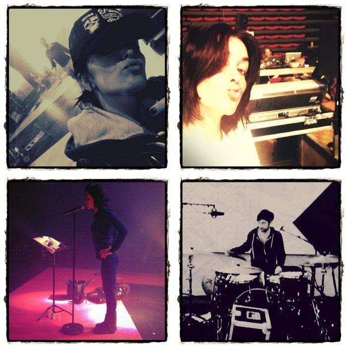 Nouveautés sur le facebook de Jeni. En avant pour la tournée ! J-1