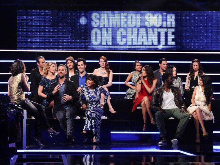 Samedi Soir On Chante....France Gall - TF1 [01/06/13]