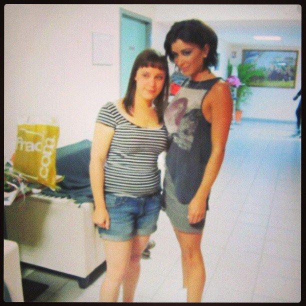 Jenifer » La Scène & Jen » Marcq en Baroeul - fête nationale [14/07/2013]