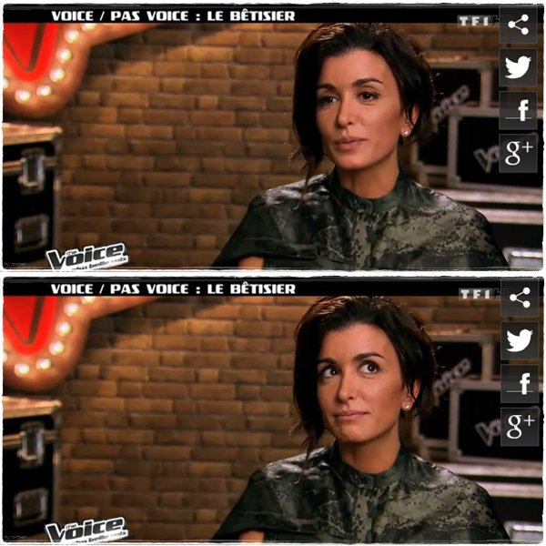 Caps de The Voice, prime 2, l'after. Coulisses du bêtisier & de la BA.