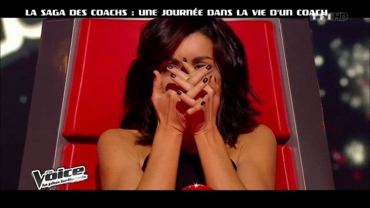 Jenifer » The Voice » Prime 4: les Auditions à L'Aveugle [01/02/14]