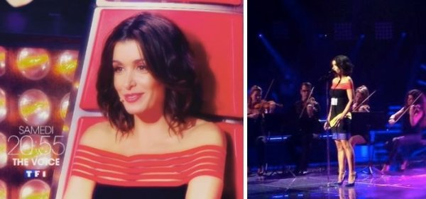 Jenifer » The Voice » Prime 7 : Les Battles [22/02/14]