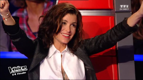 Jenifer » The Voice » Prime 16: Les Lives [26/04/14]