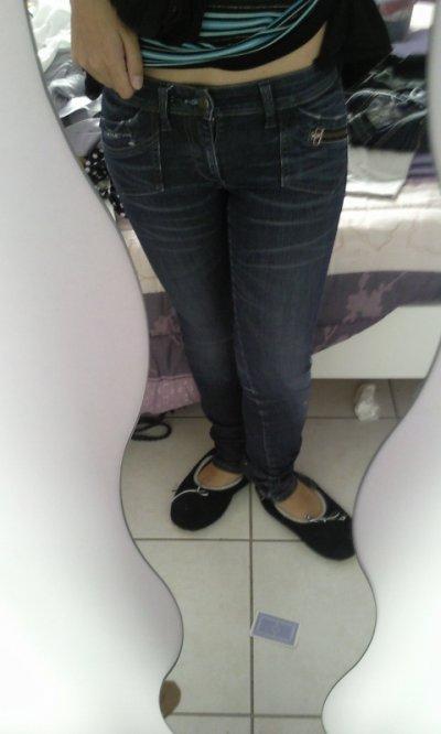 Jean slim h&m