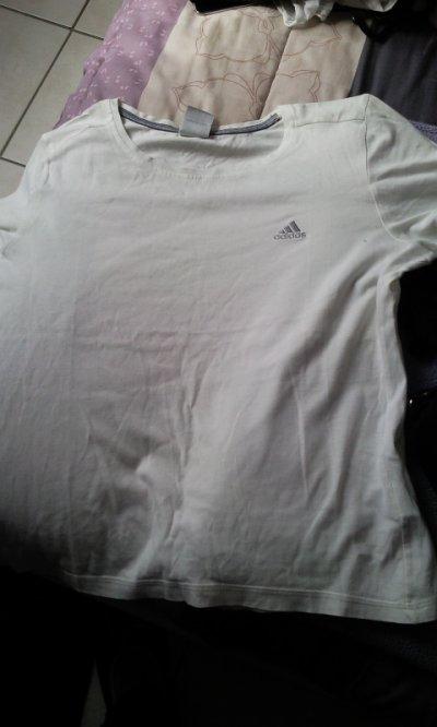 T shirt adiddas