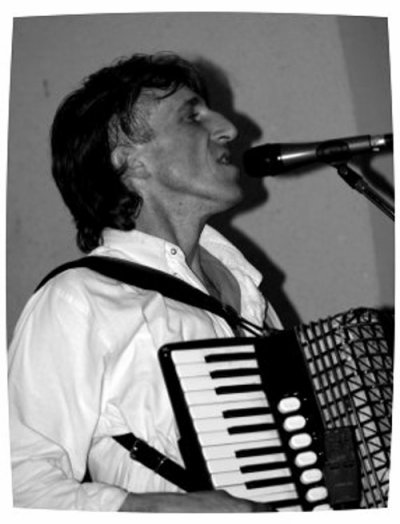 Christophe, chanteur accordéoniste