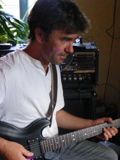 Un guitariste génial !