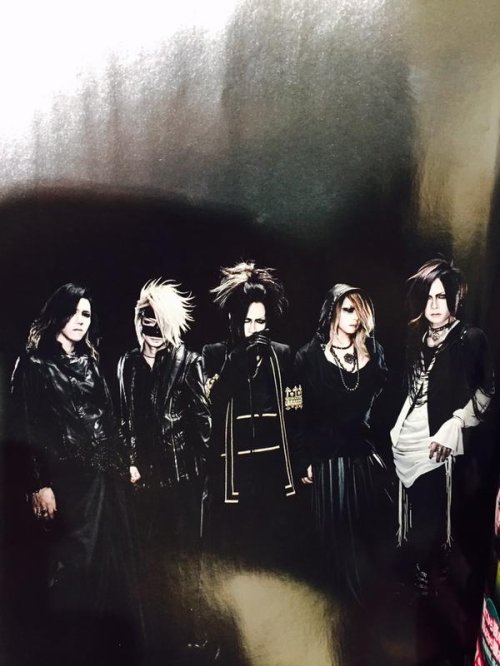 the GazettE : LIVE TOUR 15 DOGMATIC -UN-