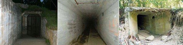 le tunel de la mort