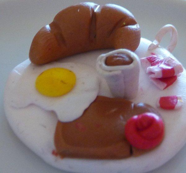 une sorte de breakfast !