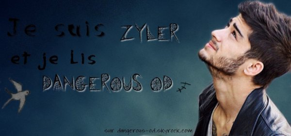 Petite merveille dark avec Zayn! :-)