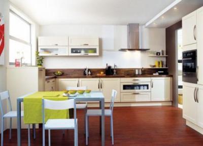 et la cuisine chantier construction maison en bretagne. Black Bedroom Furniture Sets. Home Design Ideas