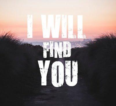 ♥ Un jour ou l'autre je te trouverais. ♥