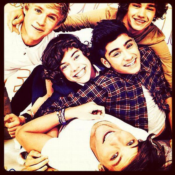 ♥ The One Direction Adventure ♥