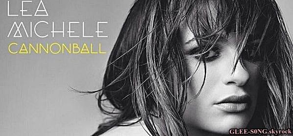 """Léa Michèle dévoile la pochette de son single ''Cannonball"""" écrit par Sia ."""