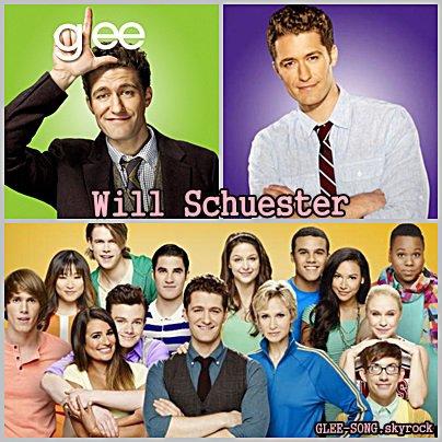 Après Glee , Matthew Morrisson arrête la télévision .