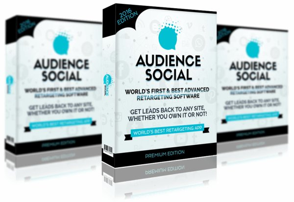 Audience Social review and (SECRET) $13600 bonus