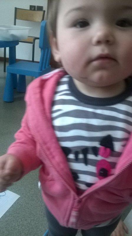 ma petit fille adore