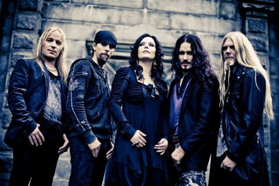 nightwish ( nouvelle photo) :-)