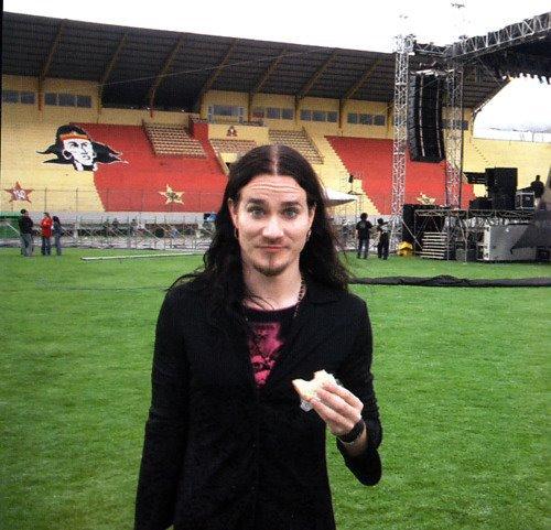 Tuomas Holopainen , Nightwish