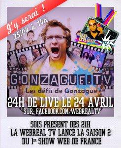 Gonzague TV !