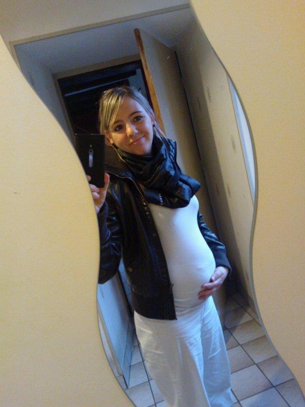 :) mon bébé et moi