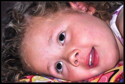petit aperçus des photo de l'anniversaire de sofia