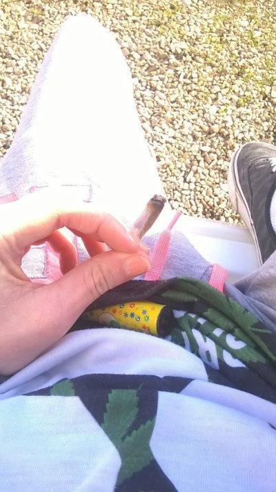 En trin fumé !!!!!