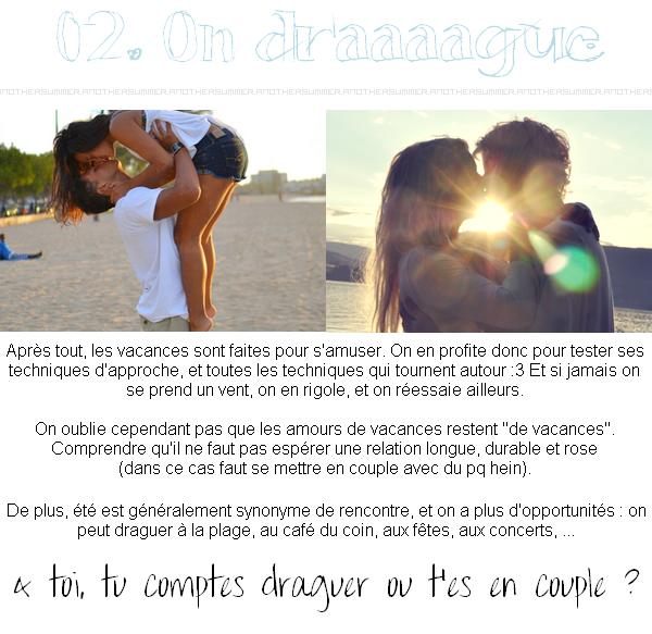 ☀ Drague à plein temps ☀