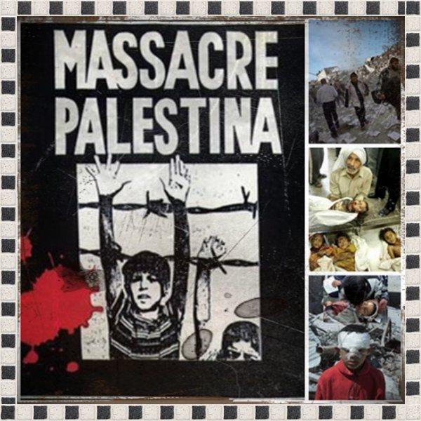 ¡¡¡¡¡TODOS ESTAMOS CON NUESTROS HERMANOS PALESTINOS!!!!