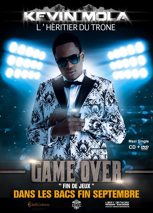 GAME OVER / KEVIN MOLA HDT - TATAMI Spot Pub (2011)