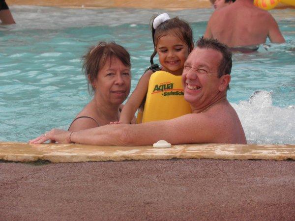 avec papou et mamou