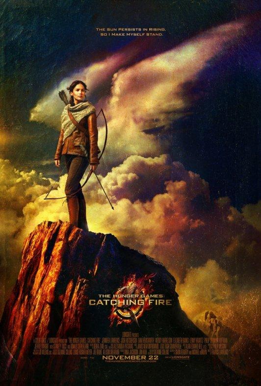 Film Hunger Games 2 : L'embrasement