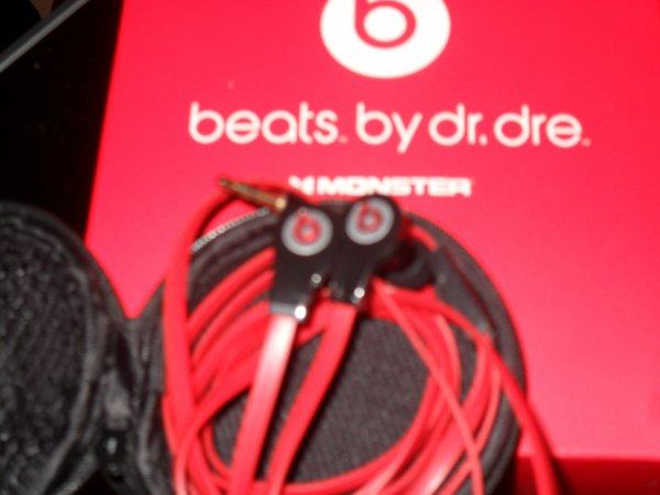 Ecouteurs BEAT BY DR DRE