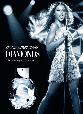 Après avoir posée pour le parfum TRUE STAR de Tommy Hilfiger et DIAMONDS de Armani, Queen B a maintenant elle même sa propre marque de parfum HEAT.