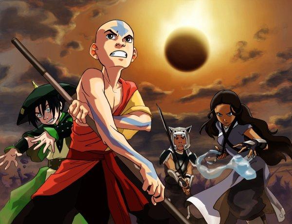 Avatar Le Dernier Maitre De L Air Streaming Animes