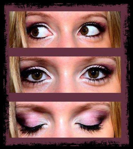 Maquillage rosé