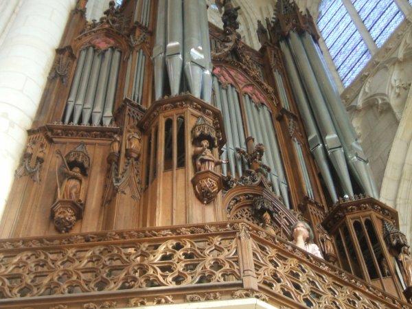 La basilique de st nicolas de port comme un gentil coquelicot - Basilique de saint nicolas de port ...