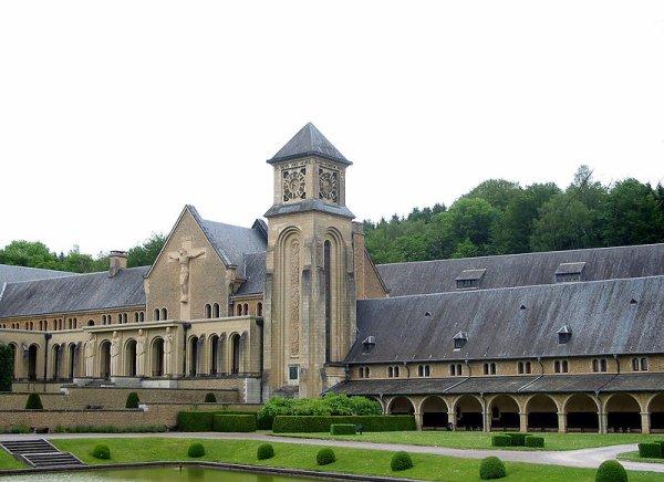 La sortie de dimanche visite de l abbaye d orval - Fontaine de jardin occasion belgique ...