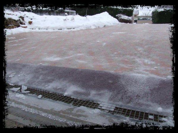 *** a st fabien l hiver part ou revient !!! ***