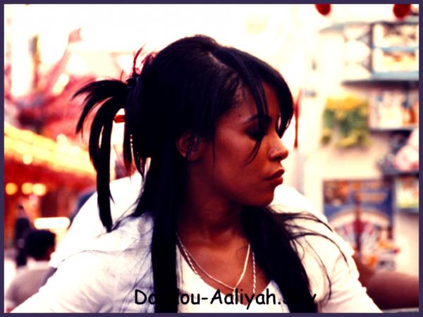 ♥ Aaliyah est elle est trop belle ♥