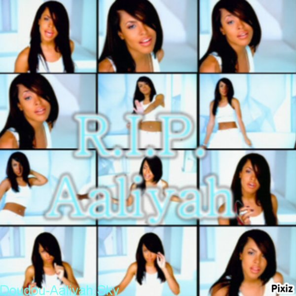 ♥ Je t'aime Aaliyah Dana Haughton ♥