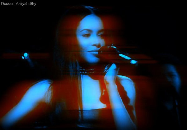 Aaliyah <3 Quelque Chose Sur Elle