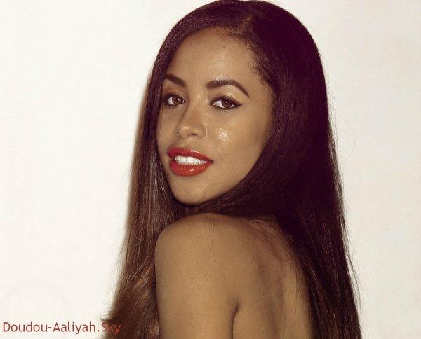 Aaliyah En Mode Magnifique